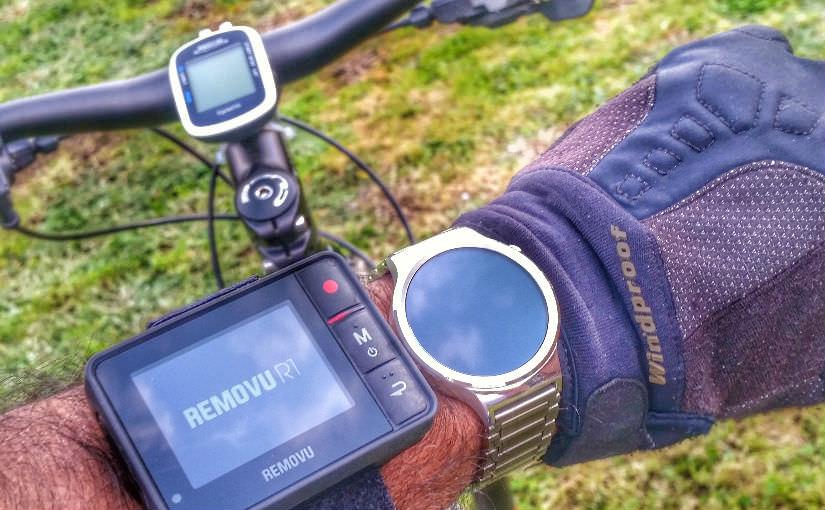 Removu R1+ GoPro Live View Remote
