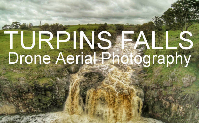 Turpins Falls | Drone Aerial Video